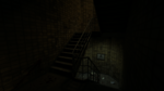 Block A Stairwell.