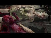 Lynn Muerta y el Bebé