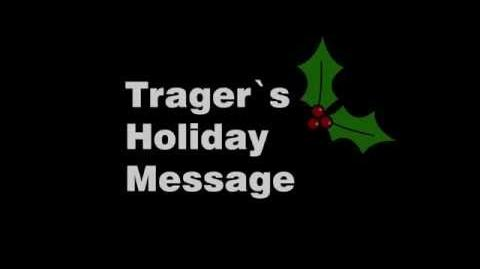 Trager's Holiday Message (Audio)