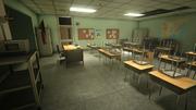 St. Ambrose Classroom