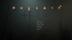 Outlast 2 Menu