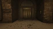 Mount Massive Asylum Front Doors