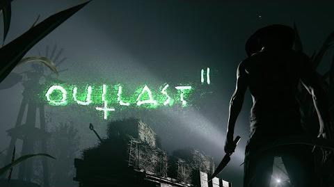 Cornfield Chase - Outlast II Official Gameplay