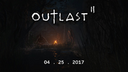 Outlast 2 Announcement Poster