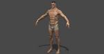 Eddie Nude Model