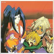 Outlaw Star (Original Soundtrack 1, Textless)