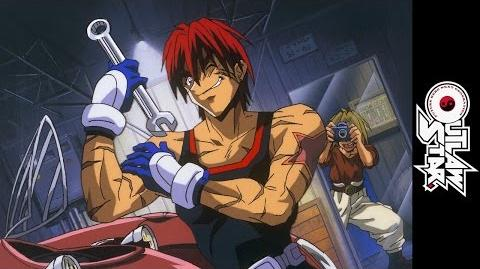 Outlaw Star - Blu-ray Trailer