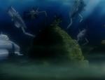 Sunken Pirate Ship