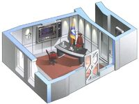 Diplomatic Offices on the USS Atlantis