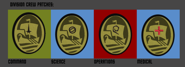 Mission Patches Background