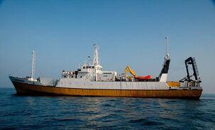 Odyssey Explorer Sea