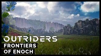 Outriders - Frontiers of Enoch ESRB