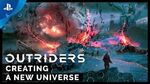 Outriders - Creating a New Universe PS4, PS5
