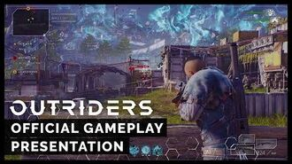 Outriders - Official Gameplay Presentation