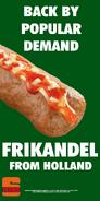 69 frikandel sign
