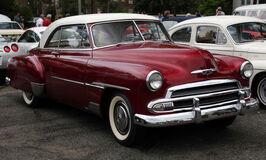 1951 Chevrolet Deluxe Bel Air Hardtop Coupé