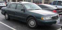 92-94 Lincoln Continental