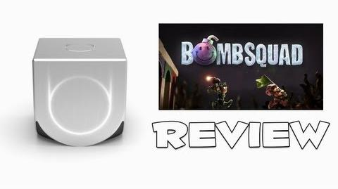 OUYA Game Reviews BombSquad