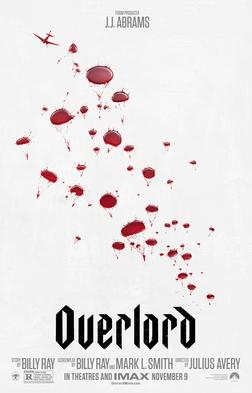 Overlord flim poster