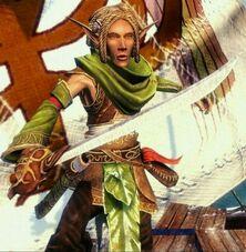 Everlightian Elf