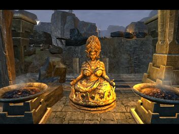 Mother Goddess Statue 2