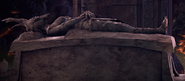 Malady sarcophagus