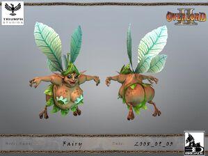 Fairy-CG Model