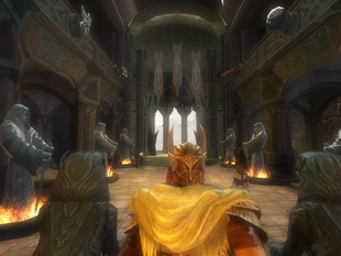 Rose Throne Room