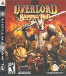 OLRH PS3 Box Art