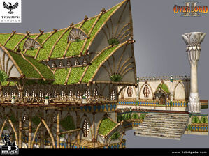 Elven Architecture