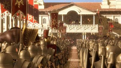 Empire Parade