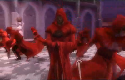 Red Dawn Monk