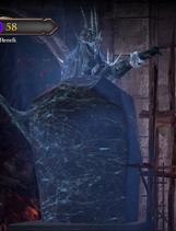 Cryos 0 statue
