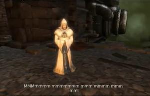 White Priest
