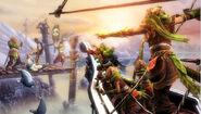 Xbox ps pc Eco Warriors2
