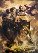 Overlord Bonus Volume Raw Cover