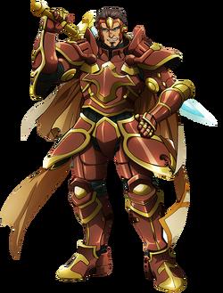 Gazef Armor