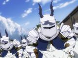 Отряд гоблинов рыцарей-паладинов