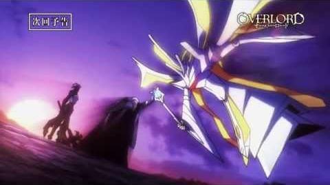 【オーバーロード】第4話予告「死の支配者」《ノーマルver.》