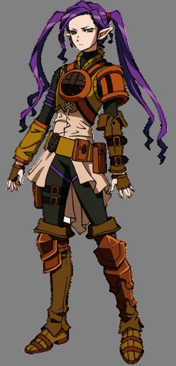 Imina | Overlord Wiki | FANDOM powered by Wikia