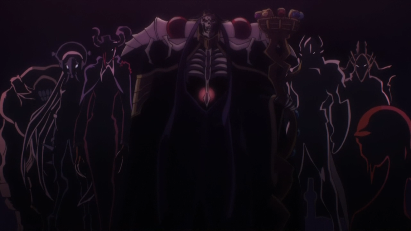 Ainz Ooal Gown Guild Overlord Wiki