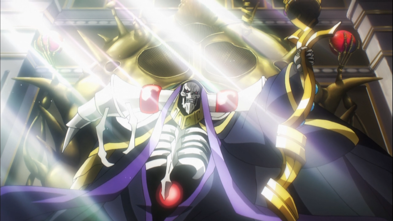 Overlord III Episode 13   Overlord Wiki   FANDOM powered by
