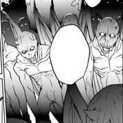 Gazer Devil Manga