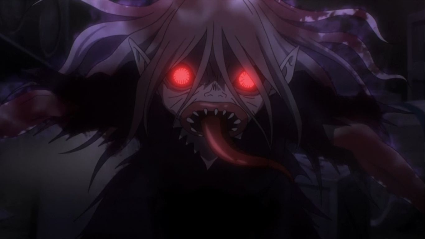 overlord vampire