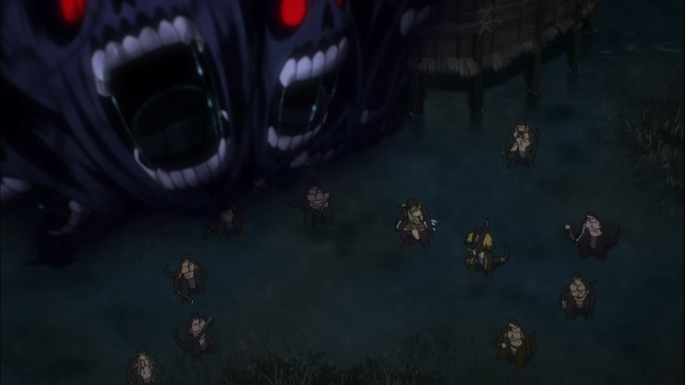 Overlord II Episode 01 | Overlord Wiki | FANDOM powered by Wikia