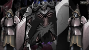 Nazarick Old Guarders and Death Knight