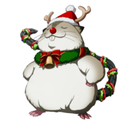 Hamsuke Christmas Campaign