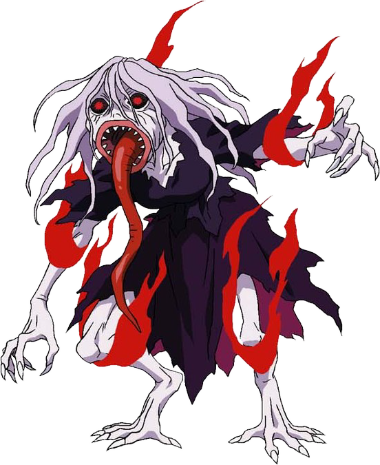 Image - True Vampire Form.png | Overlord Wiki | FANDOM powered by ...
