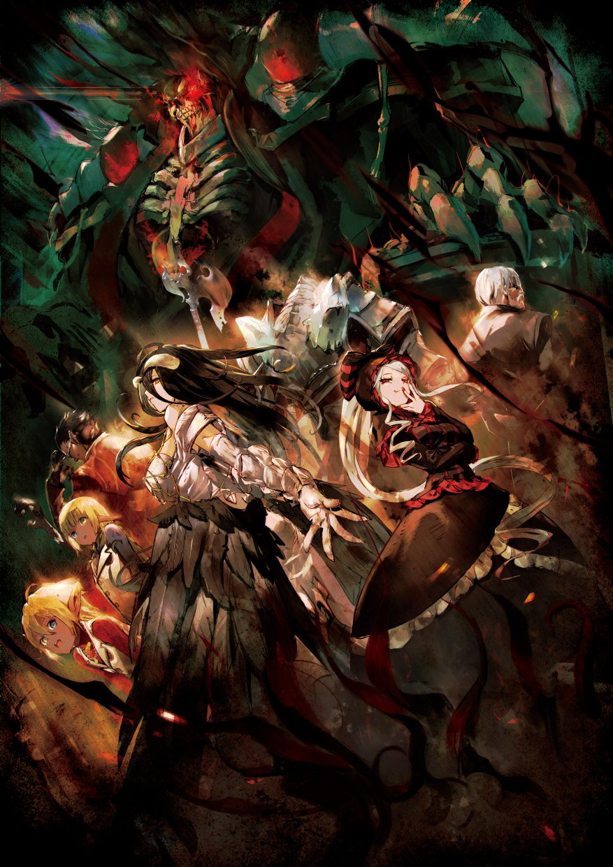 Overlord Light Novel Pdf
