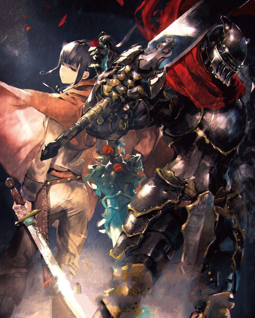 Darkness   Overlord Wiki   FANDOM powered by Wikia